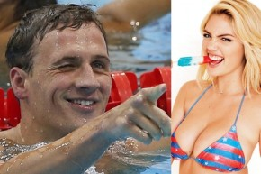 Shut Up and Date Already! Kate Upton and Ryan Lochte
