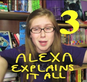Alexa Explains It All: Love Yo Self
