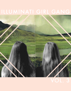 Cover of Illuminati Girl Gang, Vol. 3