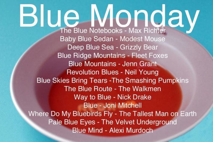 bluemonday tracklist