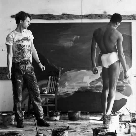 Rainer and Desmond