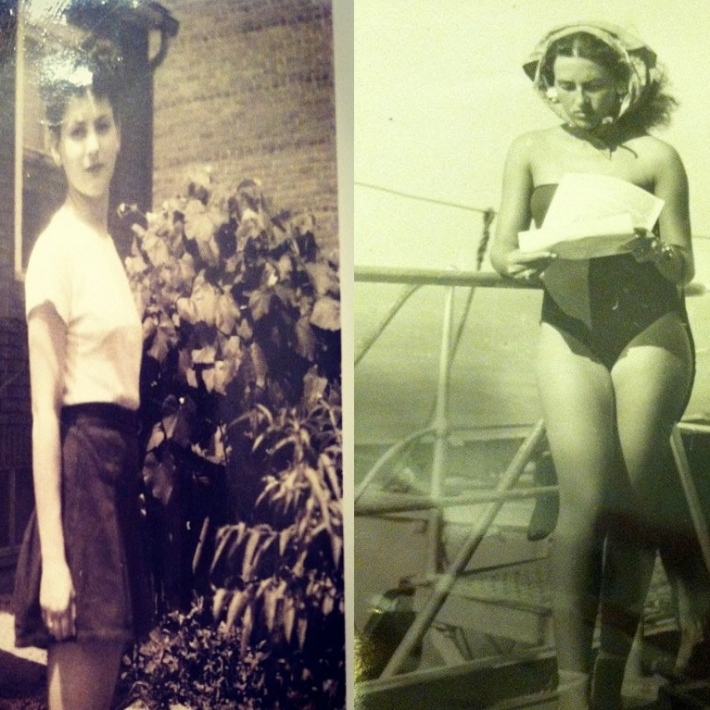 my grandmothers